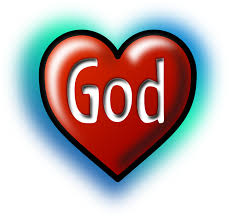 heart with God written inside